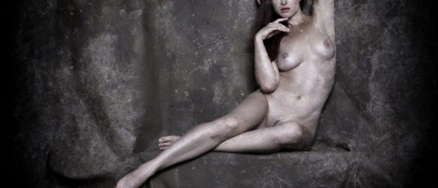 Nude Photoshoot with Ivana
